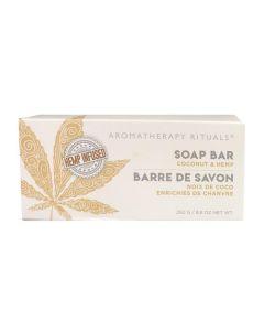 Aromatherapy Rituals Coconut & Hemp Soap