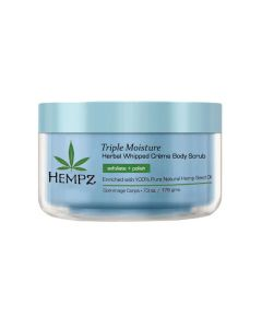 Hempz Triple Moisture Sugar Scrub 7.3