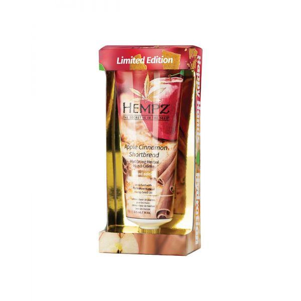 Apple Cinnamon Shortbread 2oz